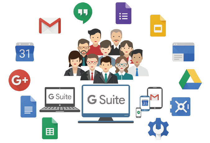 G suite business mail Bangladesh